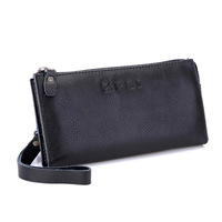 100% genuine leather  unisex fashion wallet,New arrival fashion promotional leather lover's wallet