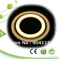 15W GU10Q LED tube light, LED circle tube, 3014 LED ring light tube