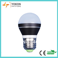 new design free shipping 10pcs/lot 3w 250lm nature white P45 E27 LED spotlight lamp