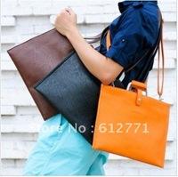 oblique handbag, shoulder bag, men and women briefcase