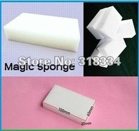 Magic Sponge Eraser Cleaner,multi-functional sponge for Cleaning100x60x20mm wholesale 1200pcs/lot Free Shipping