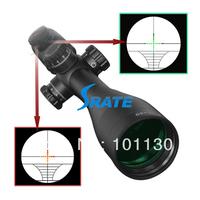 4-16x50mm Hunting  Riflescope Red Green Illuminated Mildot Reticle / 30mm Tube Rifle scope