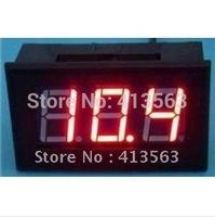 DC Digital Voltmeter 0-99.9V Red LED Digital Panel Meter 99.9V Voltage Meter DC Power Monitor #0001