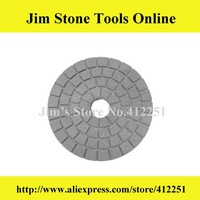"4""  Diamond Polishing Buff, Polishing Pads"