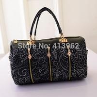 Hot Casual Hotsale New MMLOVE Lace Designer PU Handbag  HOTSALE!! Lace Bags Wholesale Z024
