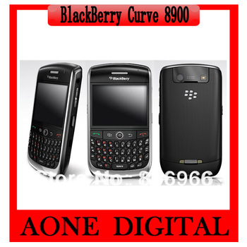 Original BlackBerry Curve 8900 javelin Wifi GPS Smart Mobile phone Free Shipping