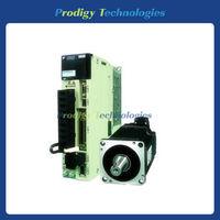 SGMJV-04ADE6S+SGDV-2R8A01B, 400W, 3000RPM, Yaskawa AC Servo Motor+Drive+Cables