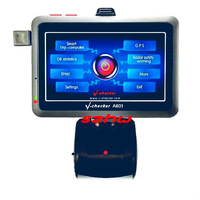 "4.3"" 480*272 Win CE 6.0 OS ARM9 600MHZ Smart Trip Computer + GPS + Oil statistics, Universal OBD Car doctor, free shipping"