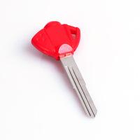 Blade Blank Key Motorcycle GSXR 600 750 1000 1300 red For Suzuki