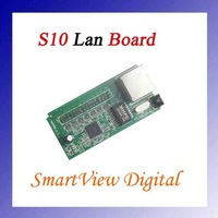 Lan board Lan Module network card internet card for openbox s10 skybox s10 satellite receiver free shipping