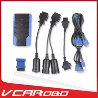 Newest Diagnostic tool X tool Tech X-VCI XVCI Truck X VCI Auto scanTool DHL free  shipping