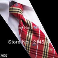 Brand New Necktie Silk ties Handmade Men's Tie men's necktie S12600