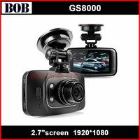 New Original GS8000 Car DVR Camera Recorder Dash Cam with G-sensor HDMI GS8000L Night Vision