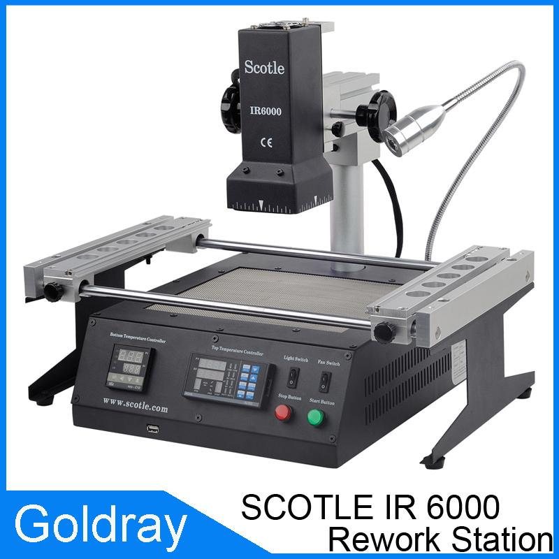 Infrared Rework Station t 862 Infrared Bga Rework Station