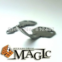 Ellusionist shift self bending key - origina item without box  / Psy key  - close-up mentalism magic trick / wholesale