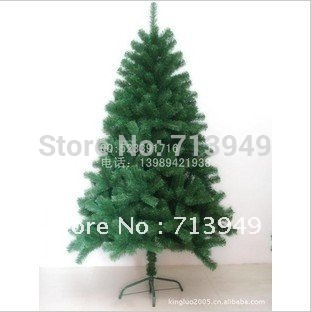 meters christmas tree PVC Christmas Decorations-in Christmas ...