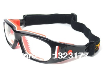 Adult Fit Basketball Glasses Prescription Sports protective Goggles with soft nose pad anti-shock best price gafas deportes