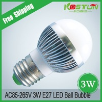 E27 3W LED 5050 High Quality High Power Innovative Items Cheap LED Bulb Energy Saving Free Shipping