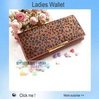 ladies purses designer genuine crocodile wallet horse fur fashion purse vintage leopard wallet women clutch money clip