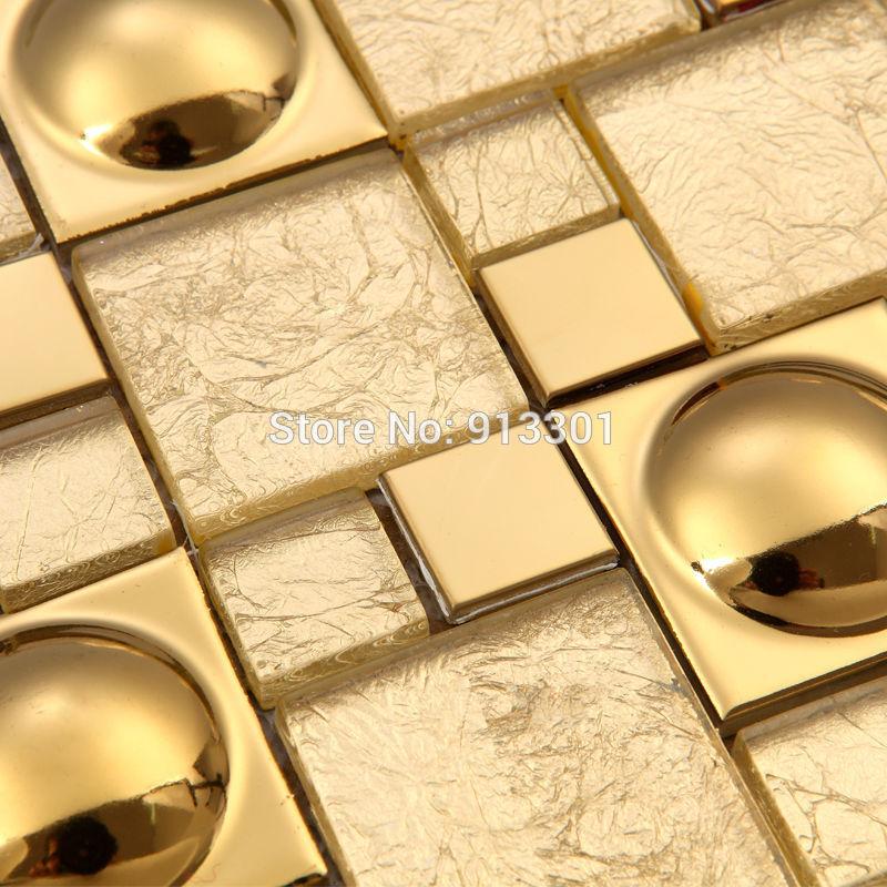 Badkamer Accessoires Oss ~ backsplash keramische moza?ektegels sxgc10 3d spiegel badkamer muur