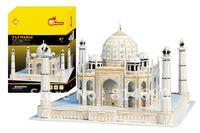 INDIA TAJ MAHAL  PUZZLE  3D DIY TOYS