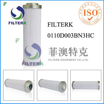 FILTERK 0110D003BN3HC industrial oil filter