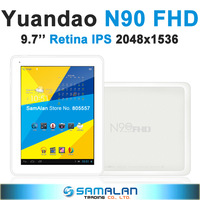 9.7'' YuanDao N90 FHD Dual-Core RK3066 Retina IPS Screen 2048x1536 Android 4.1 Bluetooth 32GB Tablet PC