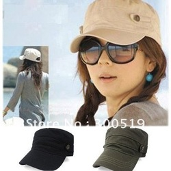 GG014 Free Shipping,sunbonnet retail women's fashion Baseball Cap, adjustable Sport Hat , 4 Colors(China (Mainland))