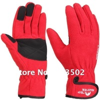 Mountain Trip bramd GLOVES Windback fabric Outdoor climbing / hiking / skiing / cycling skidproof warm gloves MG-48