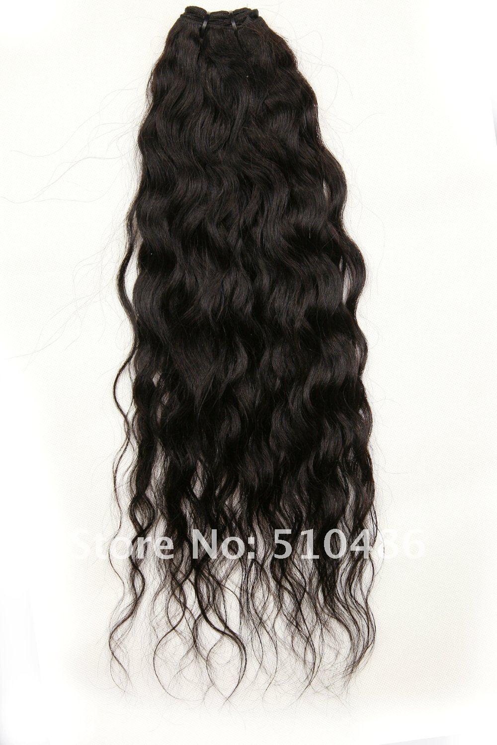 Virgin Remy Human Hair Weave