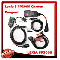 2012 Best price Citroen Peugeot lexia3 Diagnostic Tool pp2000 lexia 3,lexia-3 diagbox