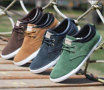 Бесплатная доставка новый топ мода кроссовки холст обувь для мужчин, ежедневно свободного покроя обувь весна осень холст кроссовки плоские холст мужчины