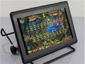 free shipping 7'' tablet pc Allwinner A13 Q88 5 point capacitive Screen+android 4.0+Multi Touch+1.2GHz 512MB 4GB+Webcam+Wifi