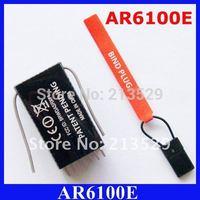 2pcs/lot AR6100E 2.4GHz 6 Microlite CH RC Receiver (wholesales AR6100E AR6100 AR6110E AR6200) Free Shipping