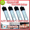 Freeshipping!Upgraded 3.7v 150mAh Battery for WL Toys V911 New Version Plug RC Heli spare part Accessory wholesale 1lot=4pcs