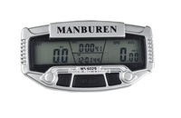 2012 Hot Sell Wired Bike Bicycle Computer LCD Odometer Speedometer Free Shipping 2356