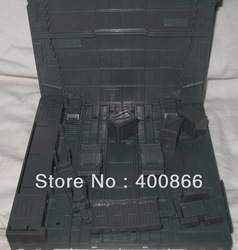 Self assambled Kit, GUNDAM machine nest, mechanical chain base, 001-006 TT GG, FREE SHIPPING(China (Mainland))