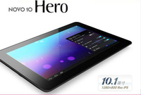 10.1&quot; Ainol NOVO10 Hero Tablet PC ARM A9 Dual Core 1.5Ghz IPS 1280*800 BT HDMI Dual Camera 8000mAh Battery Aluminium Cover