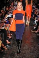 Newest Hot Selling Women Fashion European Style Back Zipper Short-sleeved Stripe Splicing Pencil Bodycon Cocktail Dress  XS-XXL