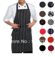 Chefs Catering Bar Plain Apron Waiter Waitress Butcher Bib Kitchen Cooking Craft