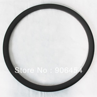 Superb Quality and Design 700C Clear Coating Bike Retailer 38mm Bike Parts Rear Rim Carbon Wheel Tubular Rear Wheel Rim 3K Matt