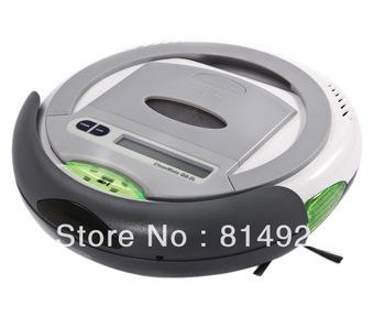 Robotic vacuum cleaner QQ2L-Schedule function,auto-charege cleaner,UV light origina design,good quality,good price,strong vacuum