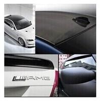 High Quality 3D Carbon Fiber Vinyl  1.27*1M, Car Wrapping Foil Carbon Fiber Car Decoration Sticker,Many Color Option
