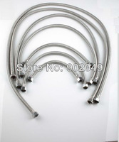 Hot Sell 120cm long Water Hose Perfect Hose Metal Flexible Hose Shower Pipe KF-0120 Tube Pipe Bathroom Sets