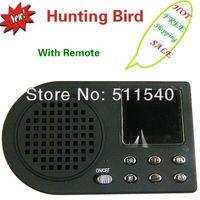 hunting bird mp3 displayer/free shipping360
