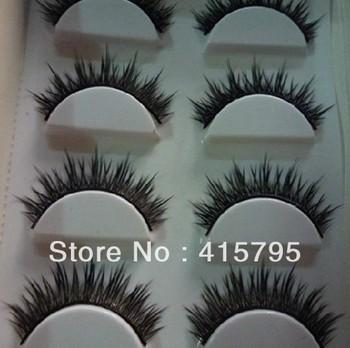 Free Shipping dolly wink false eyelash cross dense marlliss eyelashes 072 wholesale