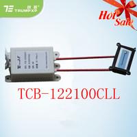 1pc AC220V AC110V ozone generator air purifiers Long life TCB-122100CLL  cloth dryer air washing disinfection ozone parts