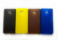 1PC Free Shipping Bulk 2012 Newest arrival jiayu G3 Hard Case Cover Mix Colors