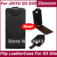 Free shipping Jiayu G3 G3s Flip Leather Case Protective case for G3 G3S Jiayu in stock! Koccis