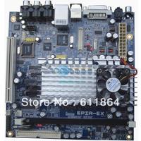 VIA embedded EPIA-EX mainboard 17cmx17cm Gigabit Ethernet DVI output LVDS Brand New offer